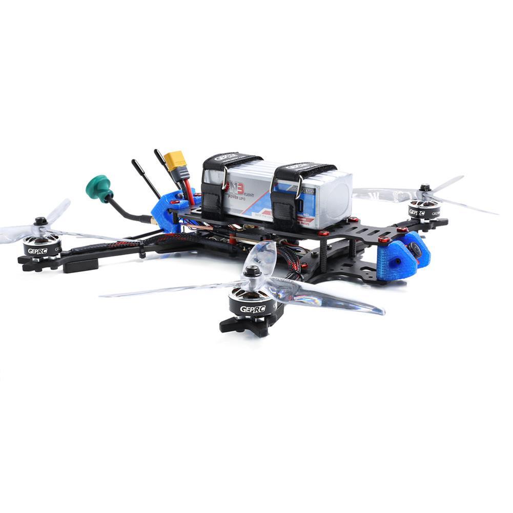 fpv-racing-drones GEPRC GEP-Crocodil GEP-LC7-PRO 315mm 7 Inch RC FPV Racing Drone Betaflight F4 50A Runcam Micro Swift RC1414014 5