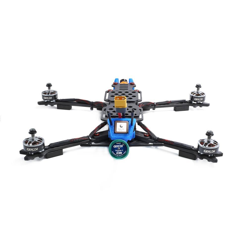 fpv-racing-drones GEPRC GEP-Crocodil GEP-LC7-1080P 315mm 7 Inch RC FPV Racing Drone Betaflight F4 50A Runcam Split 2S 1080P RC1414016 3