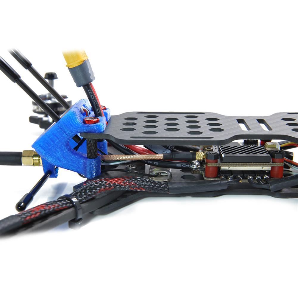 fpv-racing-drones GEPRC GEP-Crocodil GEP-LC7-1080P 315mm 7 Inch RC FPV Racing Drone Betaflight F4 50A Runcam Split 2S 1080P RC1414016 9