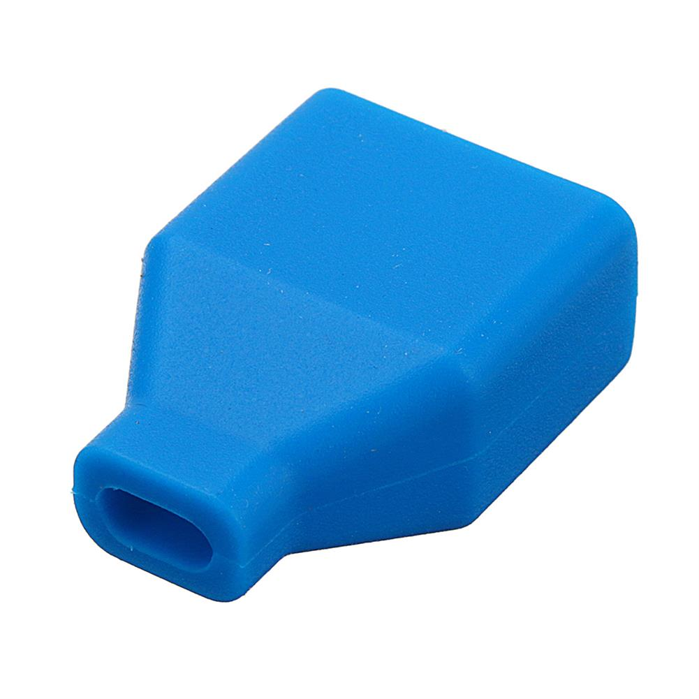 connector-cable-wire 5Pcs XT60 Plug Silicone Connector Protective Case For Lipo Battery RC1414866 7