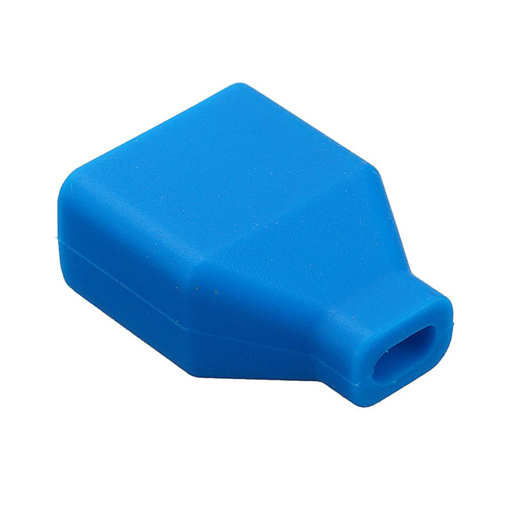 connector-cable-wire 5Pcs XT60 Plug Silicone Connector Protective Case For Lipo Battery RC1414866 8