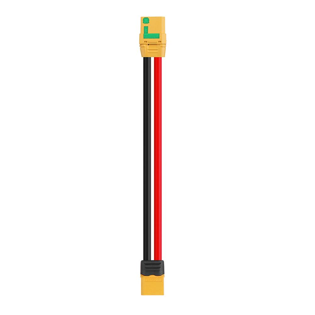 connector-cable-wire 10cm 10AWG XT90S to XT60 Plug Extension Charging Cable Wire RC1414871 9