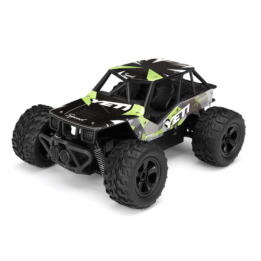 rc-cars KYAMRC KY3366 1/20 2.4G RWD Rc Car Big Foot Off-road Truck RTR Alloy Shell Toys RC1415037
