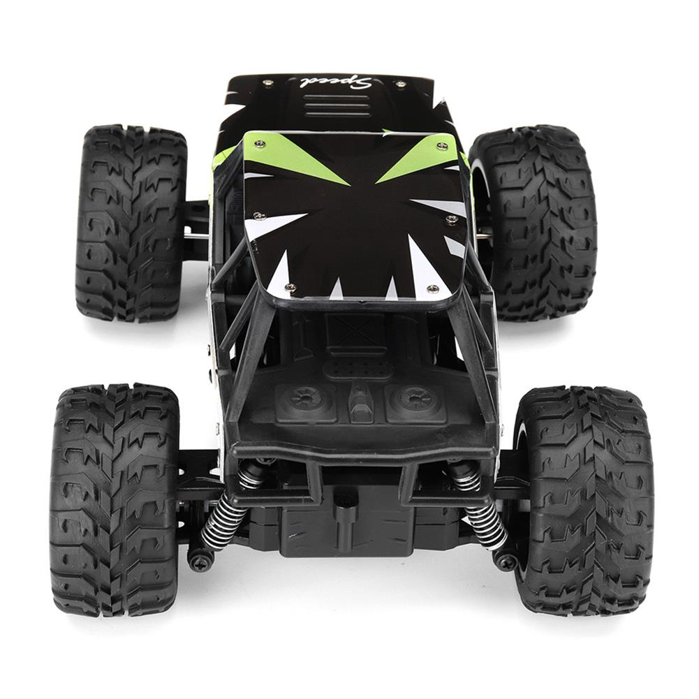 rc-cars KYAMRC KY3366 1/20 2.4G RWD Rc Car Big Foot Off-road Truck RTR Alloy Shell Toys RC1415037 4