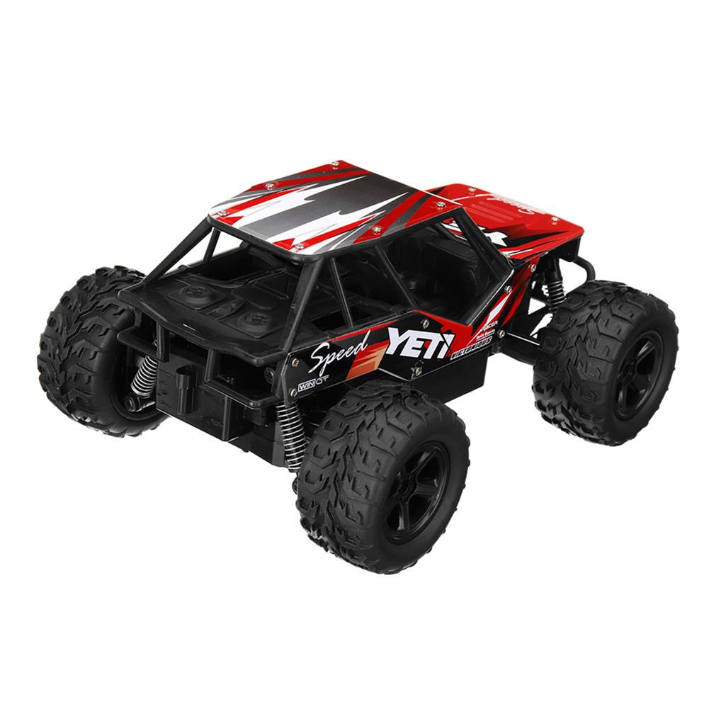 rc-cars KYAMRC KY3366 1/20 2.4G RWD Rc Car Big Foot Off-road Truck RTR Alloy Shell Toys RC1415037 6