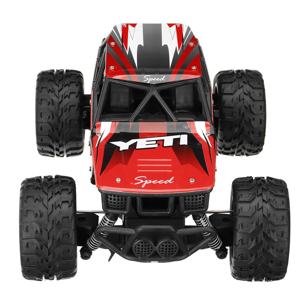 rc-cars KYAMRC KY3366 1/20 2.4G RWD Rc Car Big Foot Off-road Truck RTR Alloy Shell Toys RC1415037 7