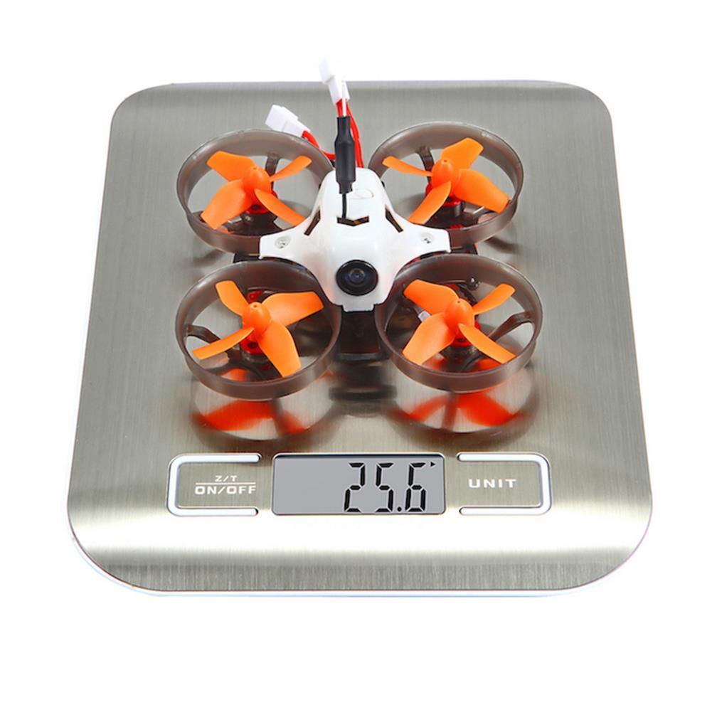 fpv-racing-drones HBX68 68mm 1-2S RC FPV Racing Drone PNP BNF F3 10A BLHeli_S 800TVL 0802 16000KV Motor RC1416705 4