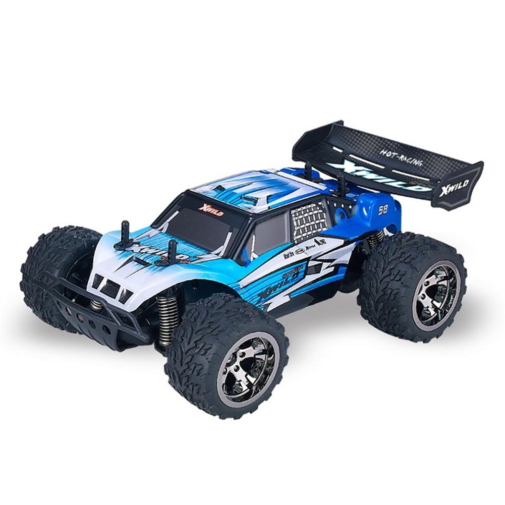 rc-cars Team X-wild 8822-ABCD 1/18 2.4G 2WD Rc Car Truggy Off-road Truck RTR Toy RC1416977