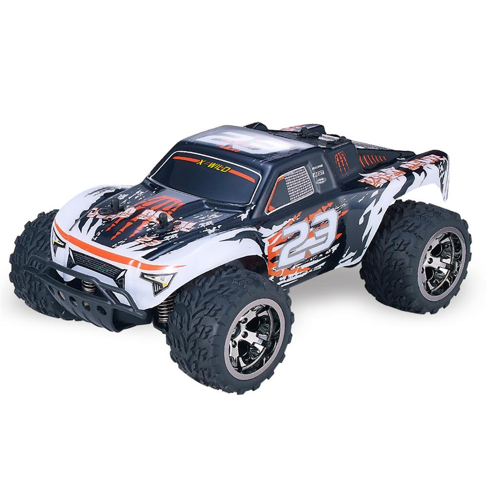 rc-cars Team X-wild 8822-ABCD 1/18 2.4G 2WD Rc Car Truggy Off-road Truck RTR Toy RC1416977 1
