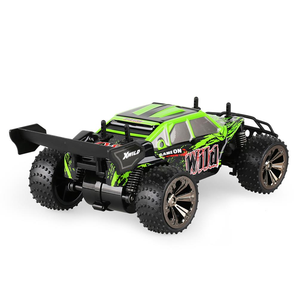 rc-cars Team X-wild 8822-ABCD 1/18 2.4G 2WD Rc Car Truggy Off-road Truck RTR Toy RC1416977 4