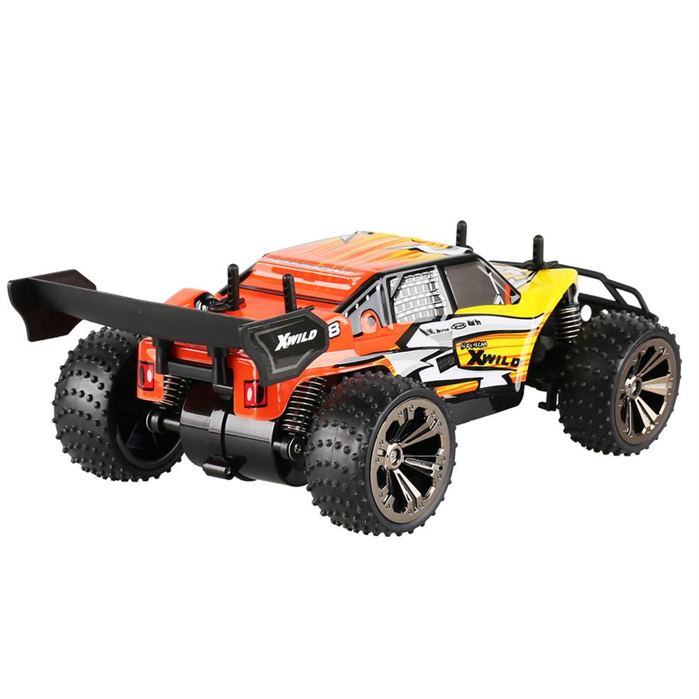 rc-cars Team X-wild 8822-ABCD 1/18 2.4G 2WD Rc Car Truggy Off-road Truck RTR Toy RC1416977 8