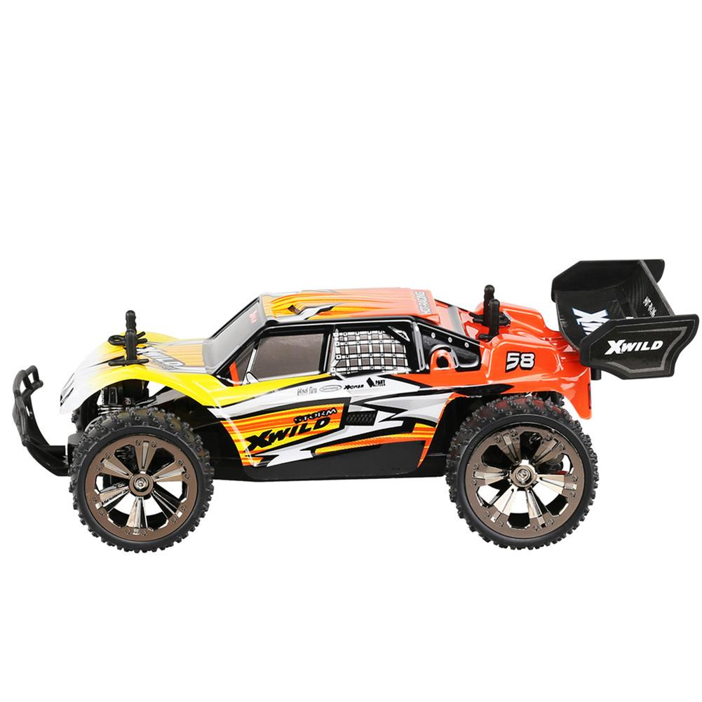 rc-cars Team X-wild 8822-ABCD 1/18 2.4G 2WD Rc Car Truggy Off-road Truck RTR Toy RC1416977 9