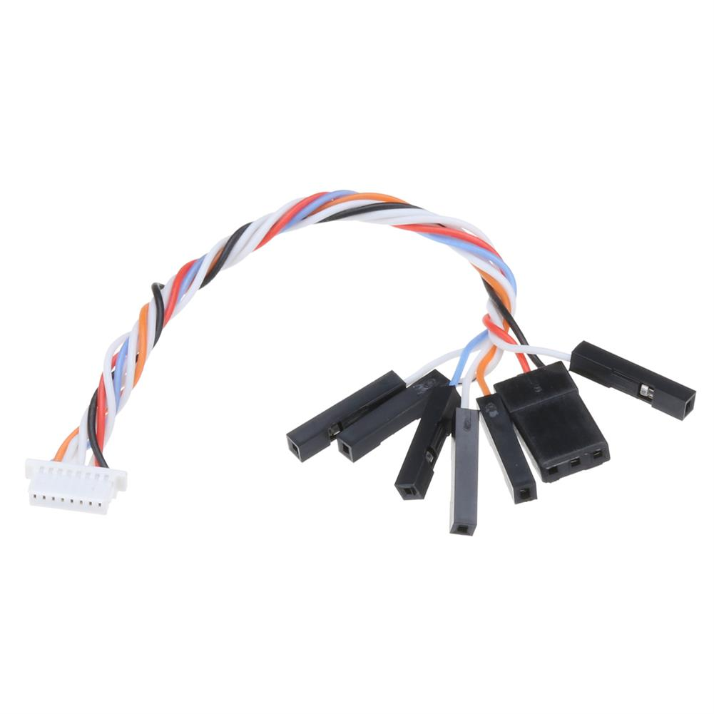 multi-rotor-parts DALRC Flight Controller ESC Connection Cable for DALRC F722 DUAL/ ENGINE 40A/ Rocket 45A/50A RC1418019 7
