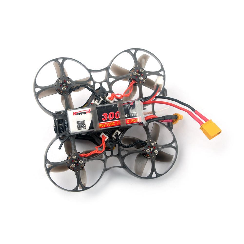 fpv-racing-drones Happymodel Mobula7 HD 2-3S 75mm Crazybee F4 Pro CineWhoop FPV Racing Drone PNP BNF w/ CADDX Turtle V2 HD Cam RC1418831 5