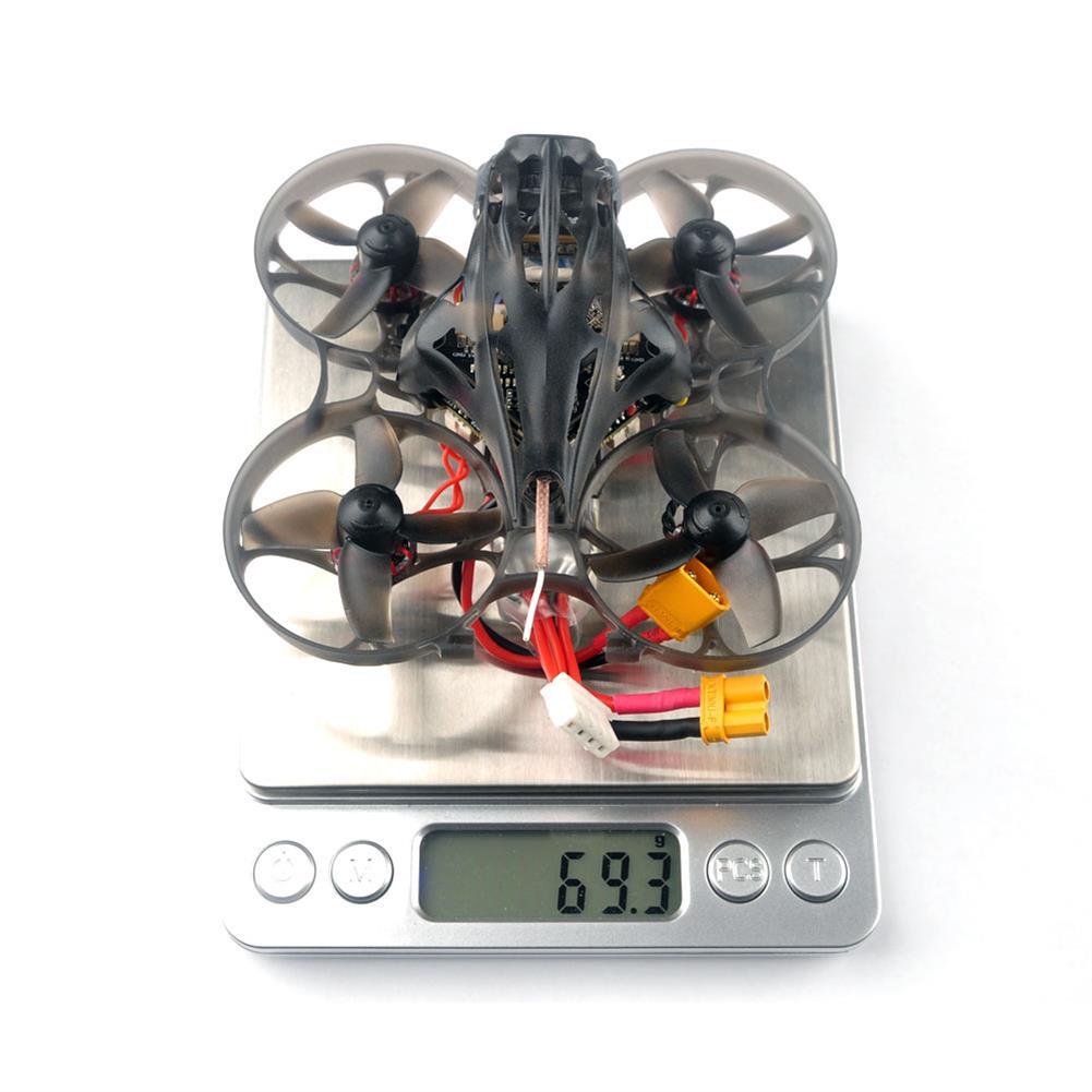 fpv-racing-drones Happymodel Mobula7 HD 2-3S 75mm Crazybee F4 Pro CineWhoop FPV Racing Drone PNP BNF w/ CADDX Turtle V2 HD Cam RC1418831 8