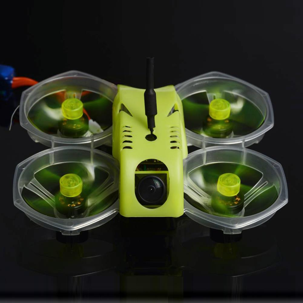 fpv-racing-drones Gofly Scorpion 80 80mm Micro Brushless 2S Whoop FPV Racing Drone F405 FC Caddx Turbo Eos2 Cam 25/100mW 40CH VTX RC1419333 1