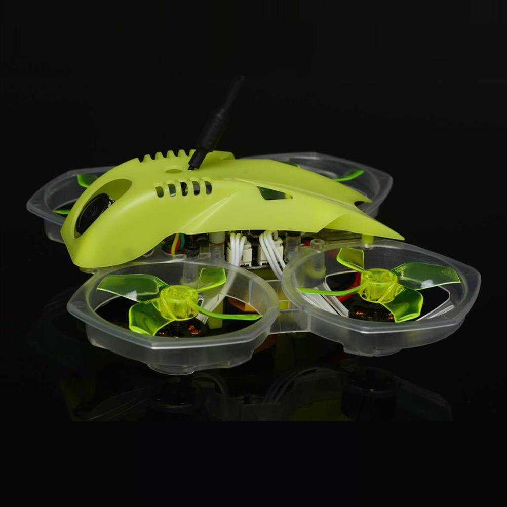 fpv-racing-drones Gofly Scorpion 80 80mm Micro Brushless 2S Whoop FPV Racing Drone F405 FC Caddx Turbo Eos2 Cam 25/100mW 40CH VTX RC1419333 3