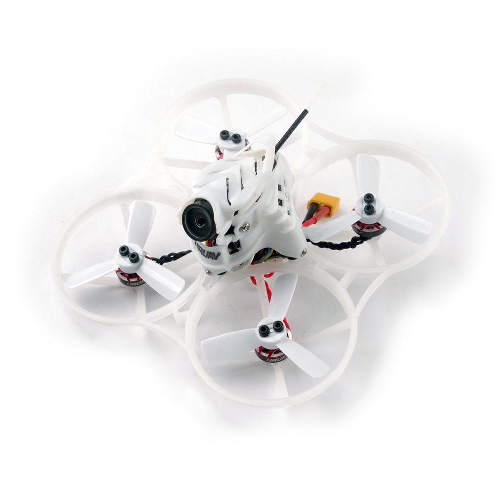 fpv-racing-drones URUAV UR85 / UR85HD BUSHIDO 85mm Crazybee F4 PRO 2-3S Whoop Cinewhoop FPV Racing Drone OSD 5.8G 25~200mW VTX RC1421728