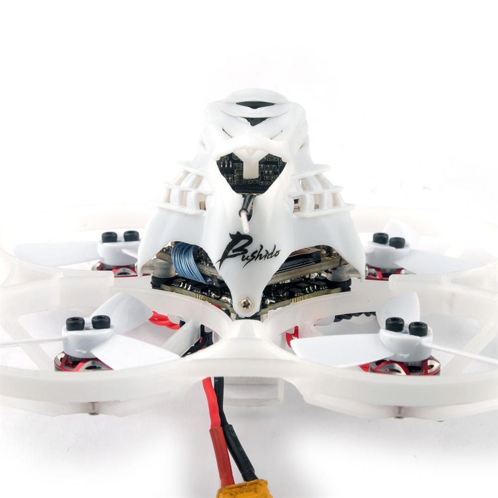 fpv-racing-drones URUAV UR85 / UR85HD BUSHIDO 85mm Crazybee F4 PRO 2-3S Whoop Cinewhoop FPV Racing Drone OSD 5.8G 25~200mW VTX RC1421728 3