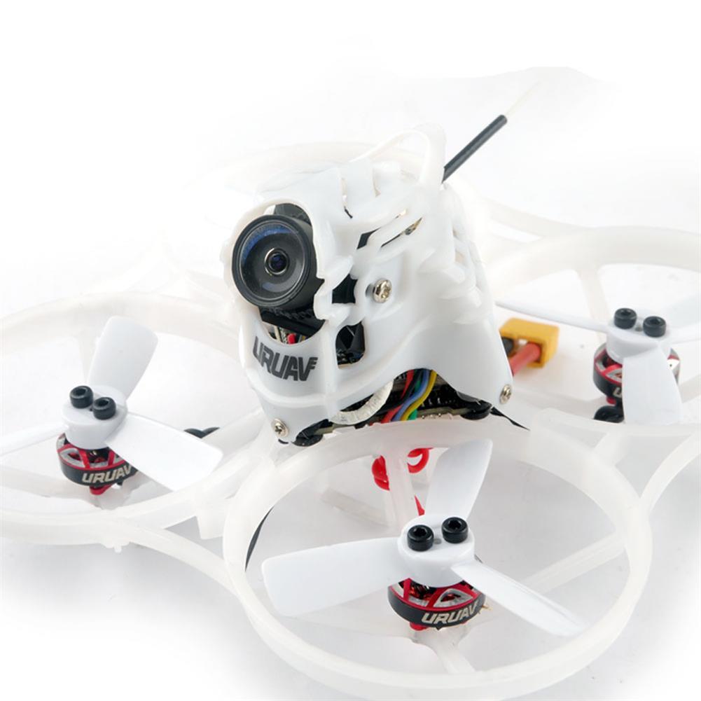 fpv-racing-drones URUAV UR85 / UR85HD BUSHIDO 85mm Crazybee F4 PRO 2-3S Whoop Cinewhoop FPV Racing Drone OSD 5.8G 25~200mW VTX RC1421728 4