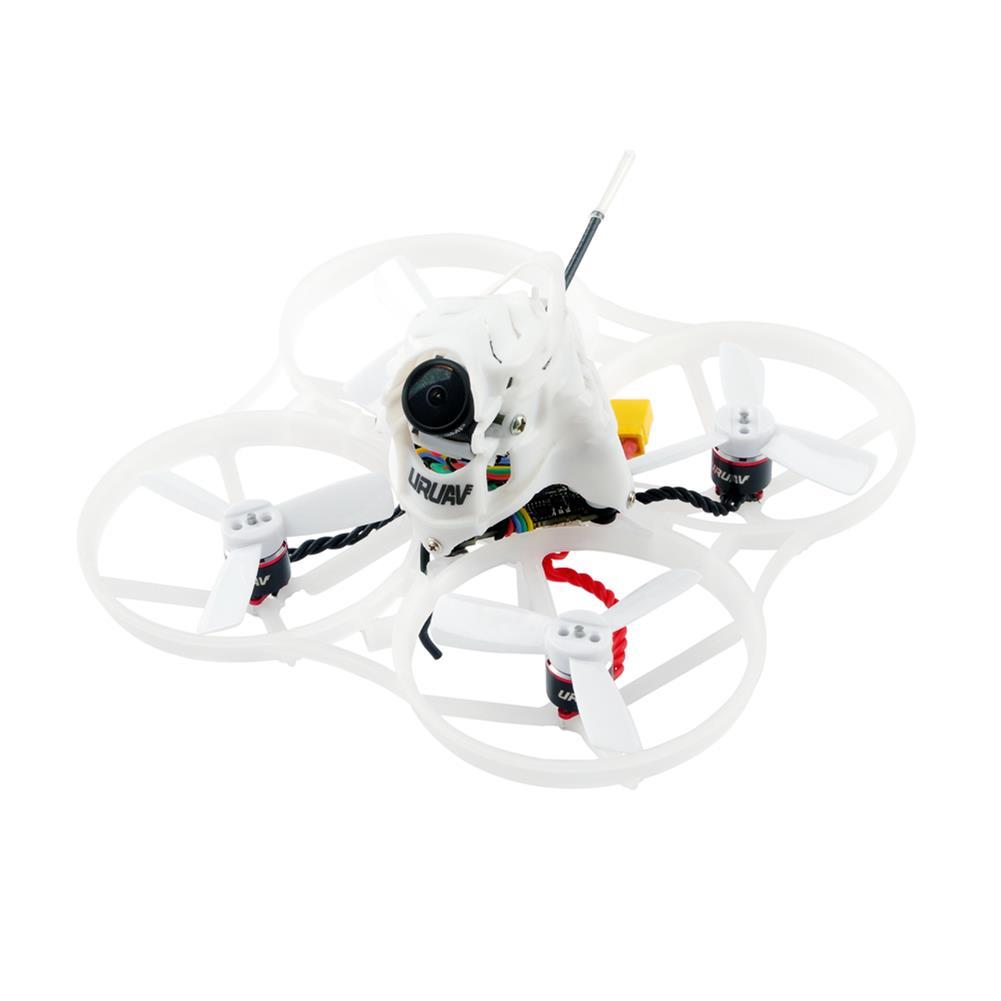 fpv-racing-drones URUAV UR85 / UR85HD BUSHIDO 85mm Crazybee F4 PRO 2-3S Whoop Cinewhoop FPV Racing Drone OSD 5.8G 25~200mW VTX RC1421728 7