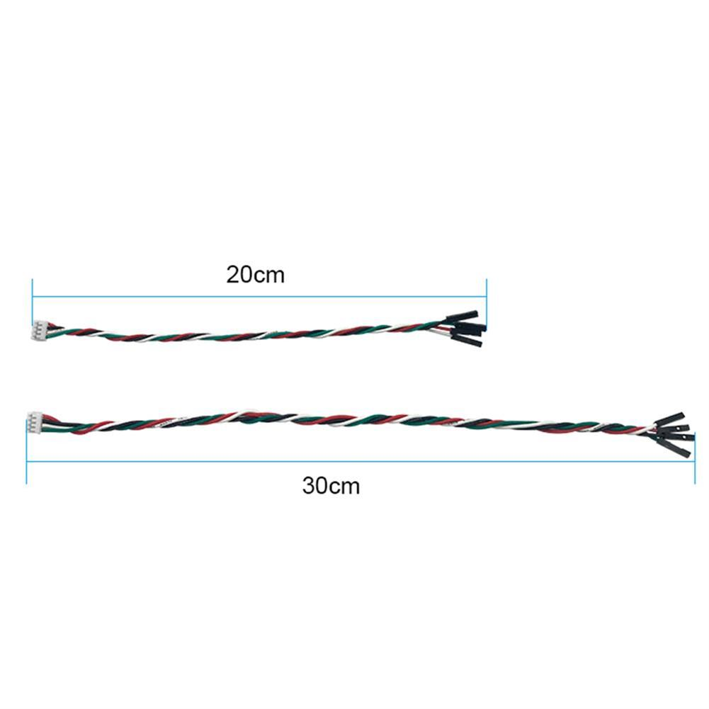 connector-cable-wire TL-TECH PH2.0-4P To Dupont Wire Line Cable For Arduino Sensor Connection 20cm/30cm RC1422899 2