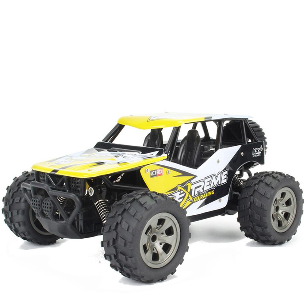 rc-cars KYAMRC 1812A 1/18 2.4G RWD 20km/h Rc Car Desert Off-road Truck RTR Toys RC1423175 5