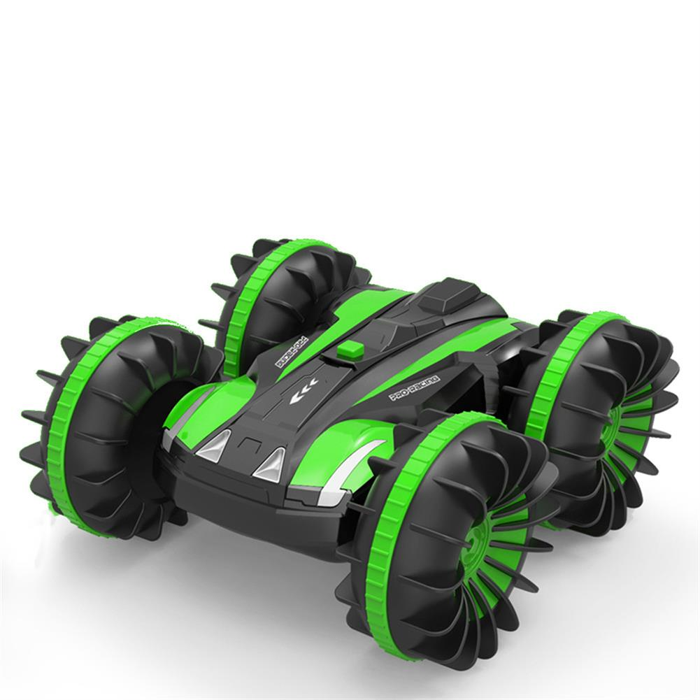 rc-cars Nanshenghui Toys 3060R 1/16 2.4G 4WD Rc Stunt Car 360  Rotation Amphibious Waterproof Truck RC1423642 3