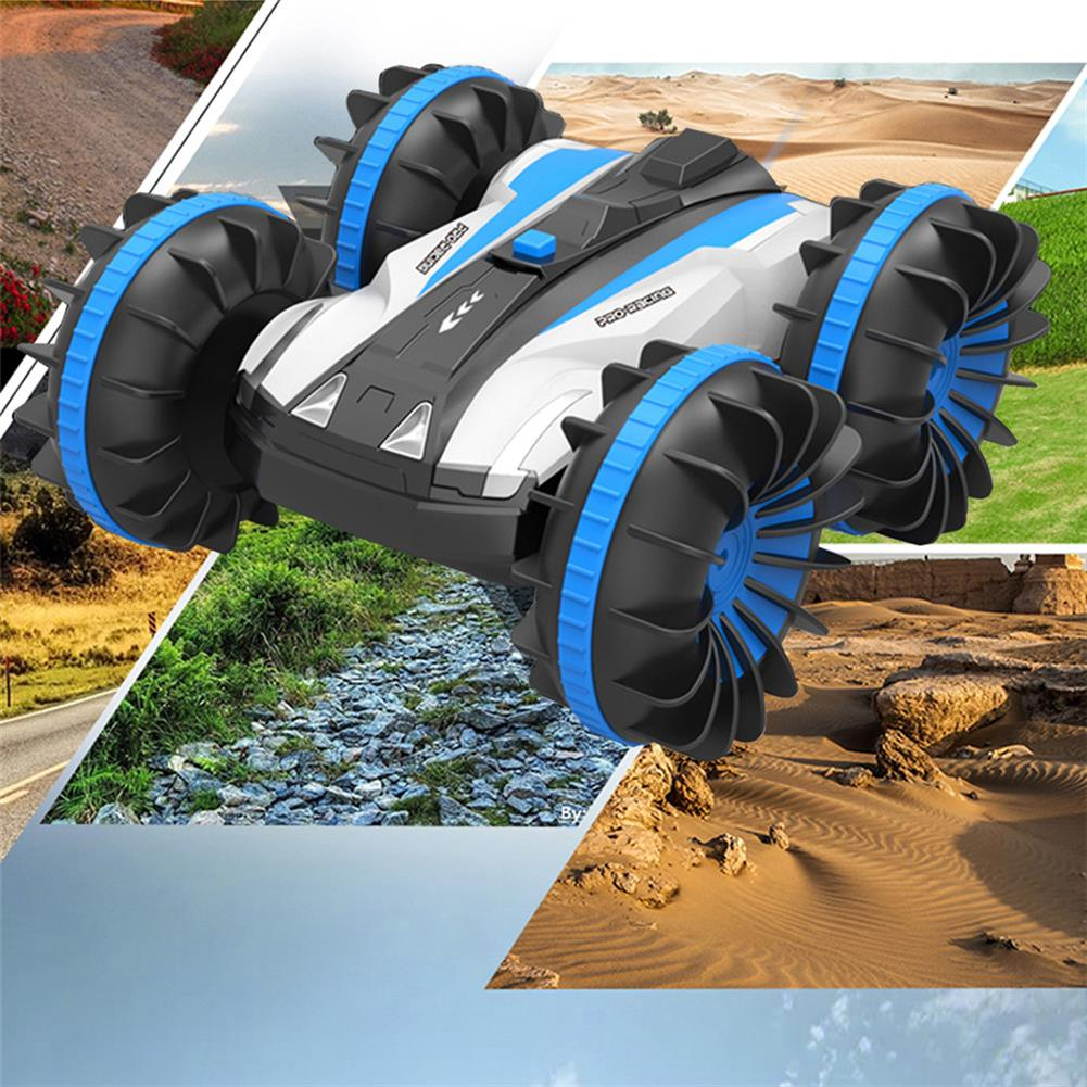 rc-cars Nanshenghui Toys 3060R 1/16 2.4G 4WD Rc Stunt Car 360  Rotation Amphibious Waterproof Truck RC1423642 6