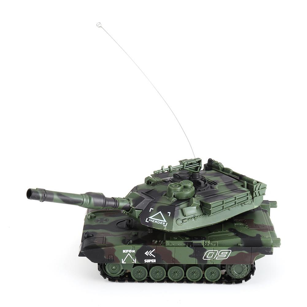 rc-tank DAFENG 1014/15/16/17 T90 M1A2 1/32 27MHZ Rc Car Silmulation Battle Tank w/ Engine & Cannon Sound RC1424119 1