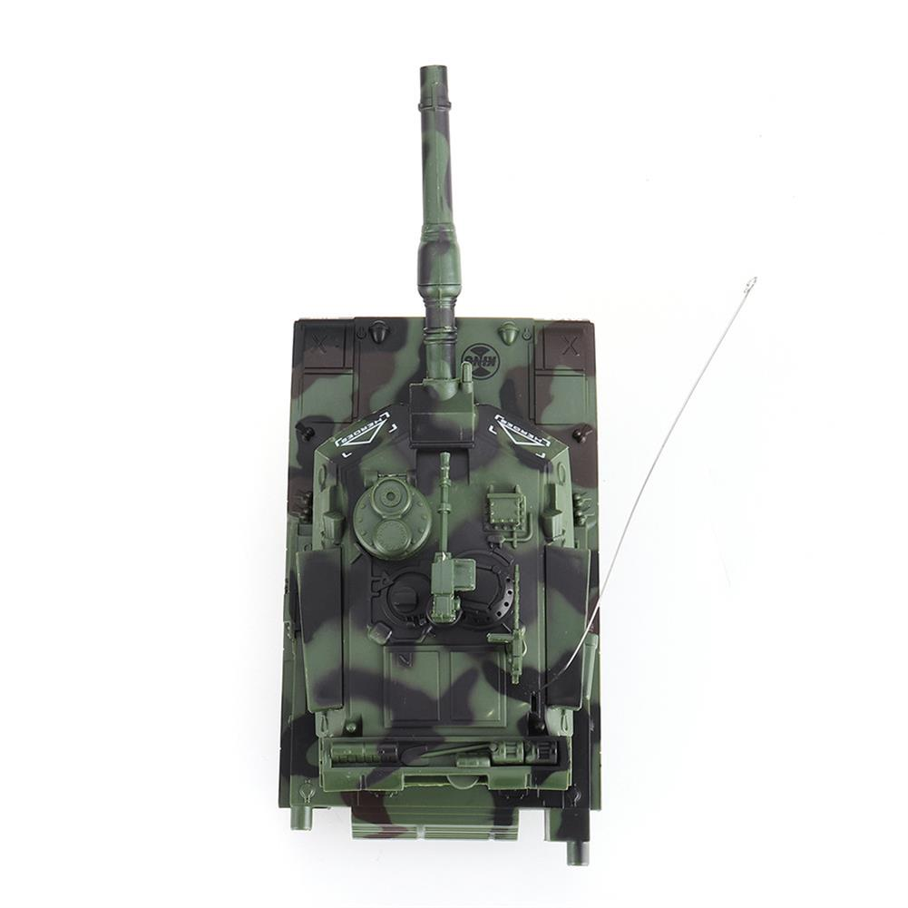 rc-tank DAFENG 1014/15/16/17 T90 M1A2 1/32 27MHZ Rc Car Silmulation Battle Tank w/ Engine & Cannon Sound RC1424119 3