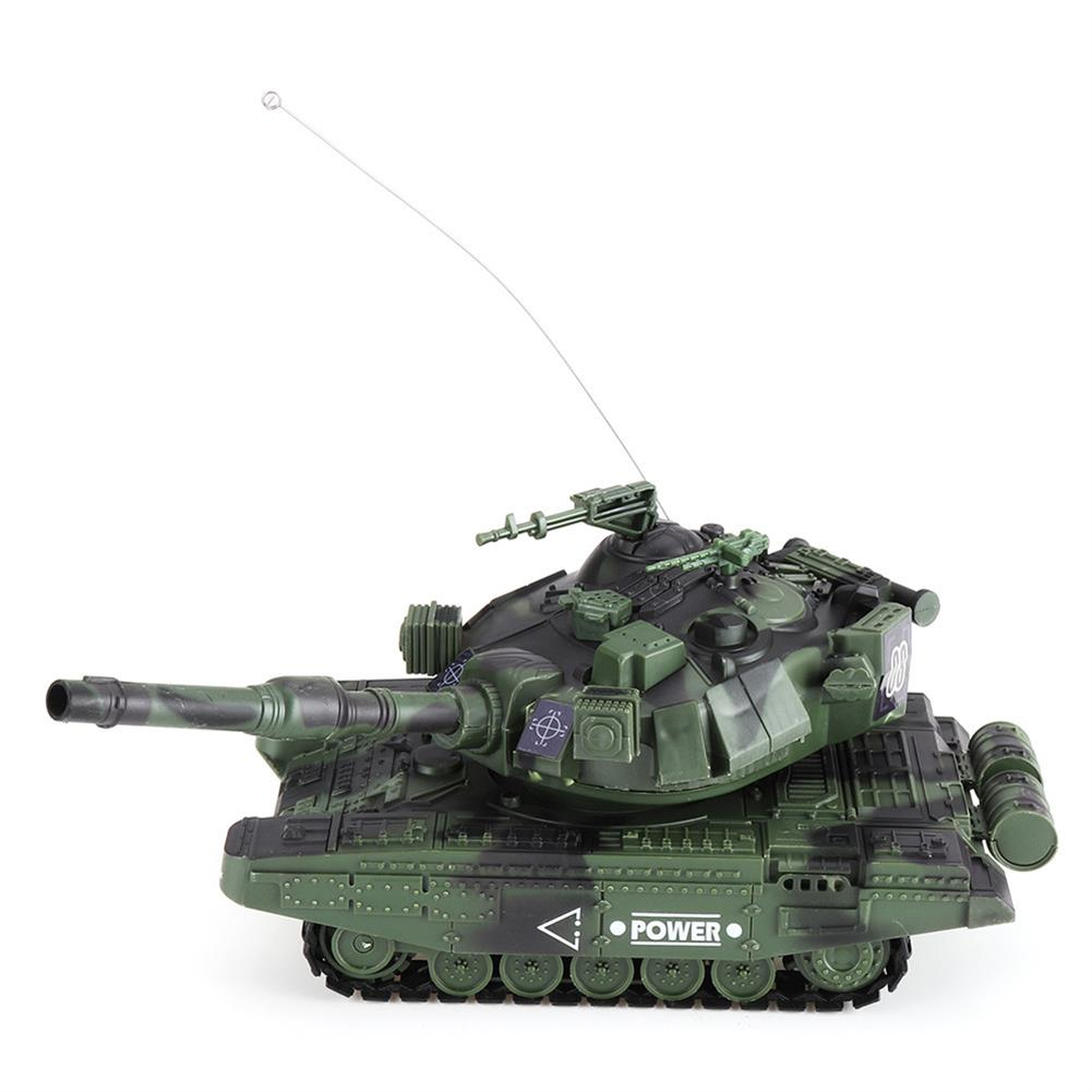 rc-tank DAFENG 1014/15/16/17 T90 M1A2 1/32 27MHZ Rc Car Silmulation Battle Tank w/ Engine & Cannon Sound RC1424119 4