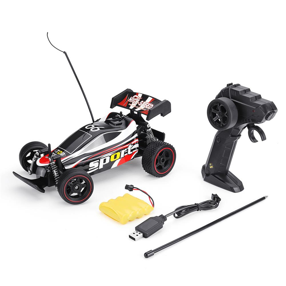 rc-cars 663A 4CH 2WD 1/16 High Speed RC Car With Head Light RC1425649 4