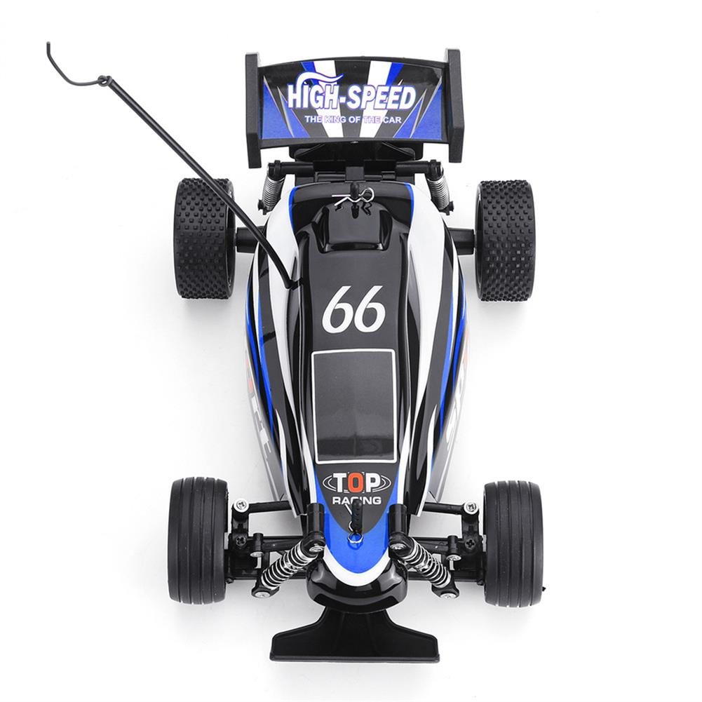 rc-cars 663A 4CH 2WD 1/16 High Speed RC Car With Head Light RC1425649 6