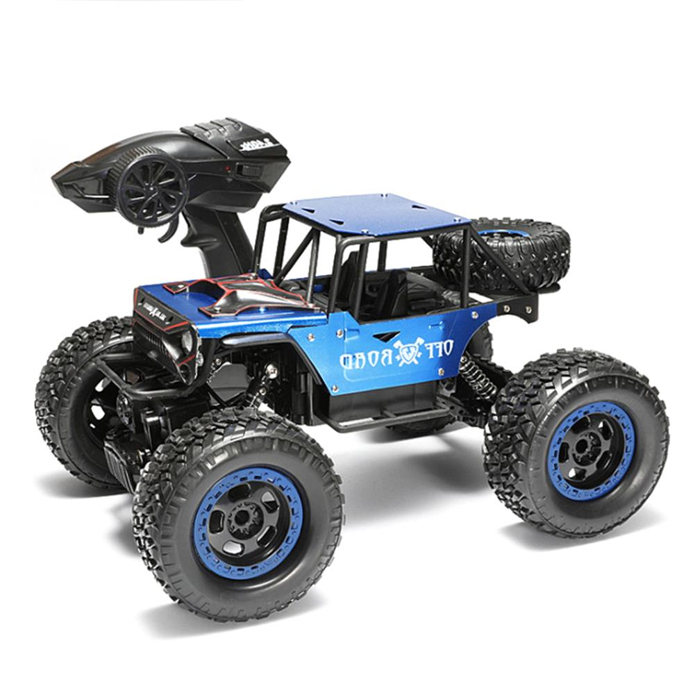 rc-cars 1/14 4WD 2.4G RC Cars Alloy Speed RC Car Toys With LED Head Light 3 Motors RC1426120 1