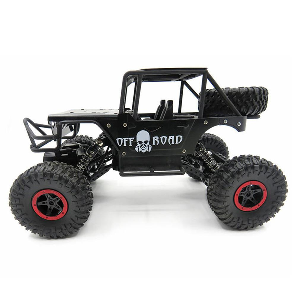 rc-cars 1/18 4WD 2.4G RC Cars Alloy Speed RC Car Toys With LED Head Light 3 Motors RC1426693 7