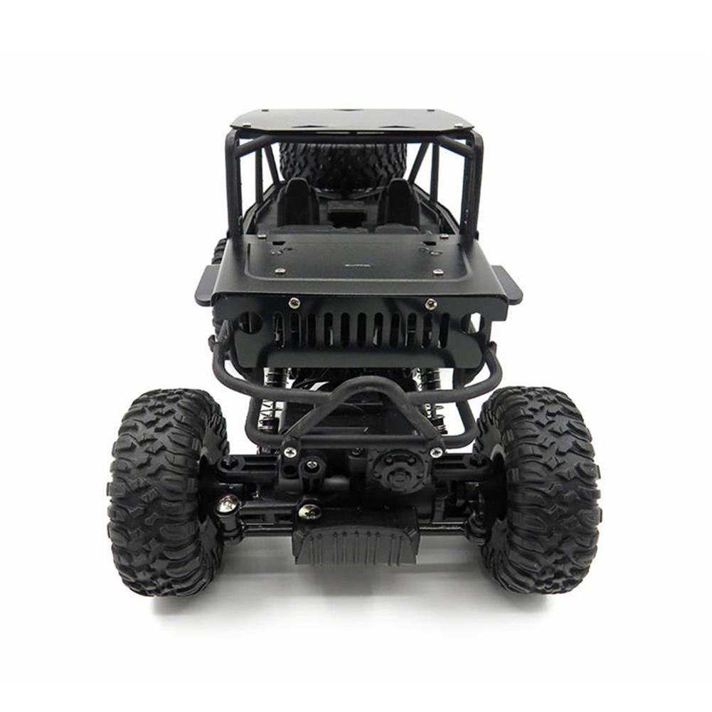 rc-cars 1/18 4WD 2.4G RC Cars Alloy Speed RC Car Toys With LED Head Light 3 Motors RC1426693 8