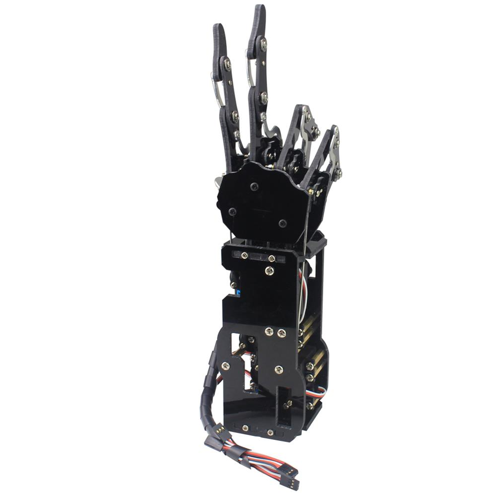 robot-arm-tank LOBOT uHand Open Source RC Robot Arm Right Hand / Left Hand For STM32 RC1427019 2