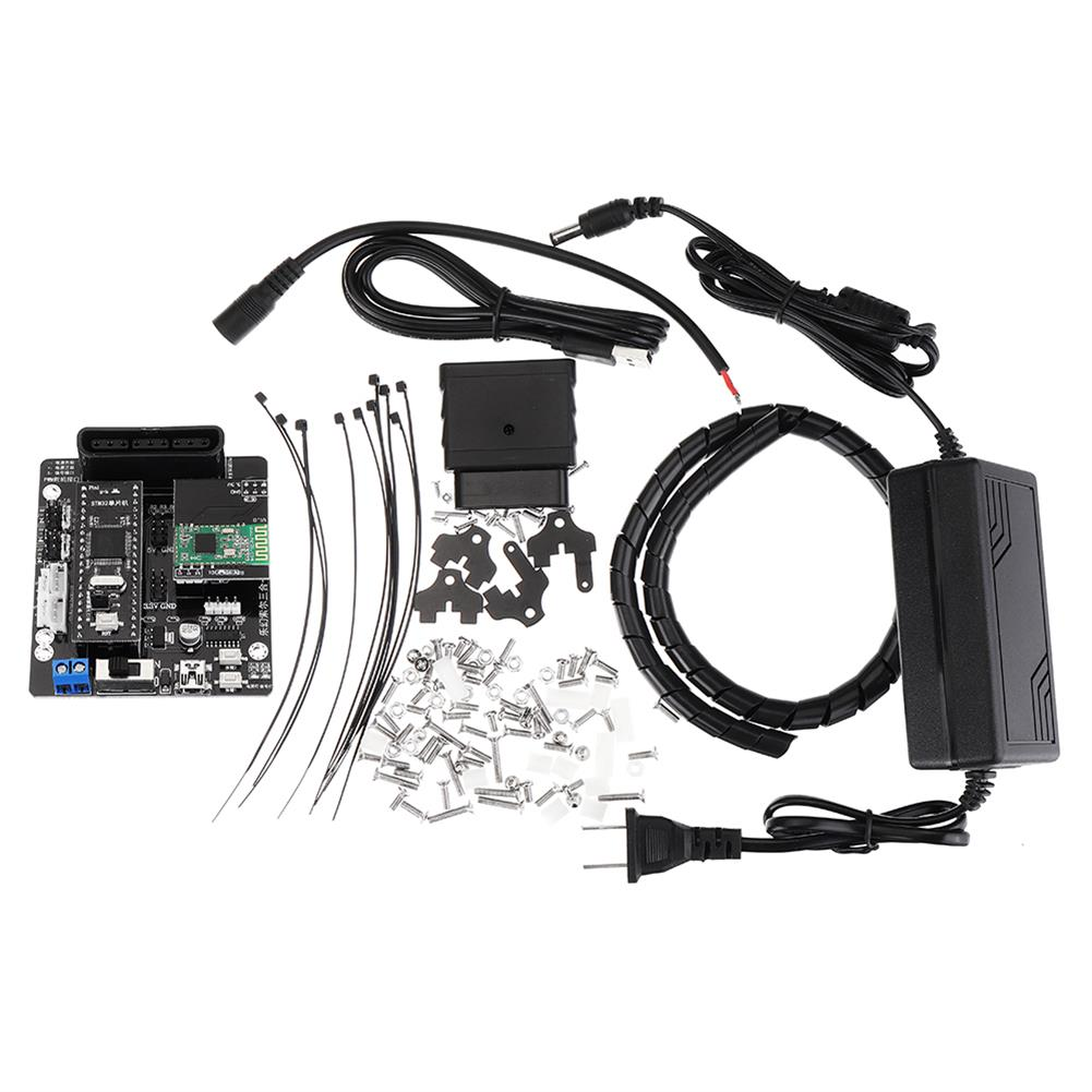 robot-arm-tank LOBOT uHand Open Source RC Robot Arm Right Hand / Left Hand For STM32 RC1427019 9