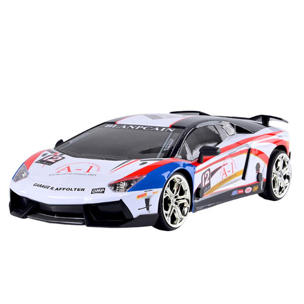 rc-cars JHL 1/16 2.4G 4WD Drift Rc Car Titanium Alloy Shell with LED Light Racing Toys RC1427384