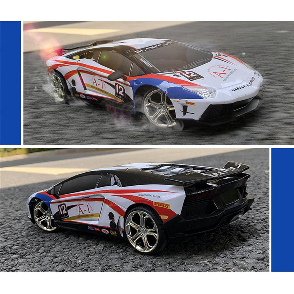 rc-cars JHL 1/16 2.4G 4WD Drift Rc Car Titanium Alloy Shell with LED Light Racing Toys RC1427384 1