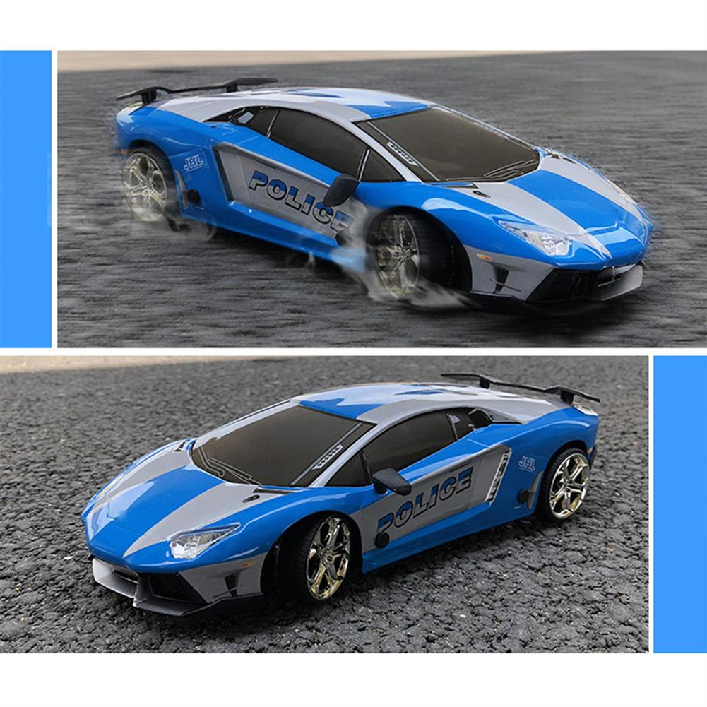 rc-cars JHL 1/16 2.4G 4WD Drift Rc Car Titanium Alloy Shell with LED Light Racing Toys RC1427384 3