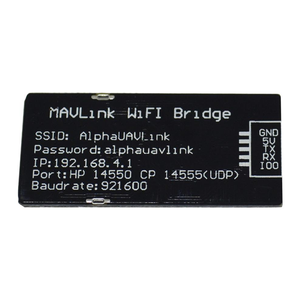 multi-rotor-parts MAVLink Wifi Bridge 2.4G Wireless Wifi Telemetry Module with Antenna for Pixhawk APM Flight Controller RC1428590 1