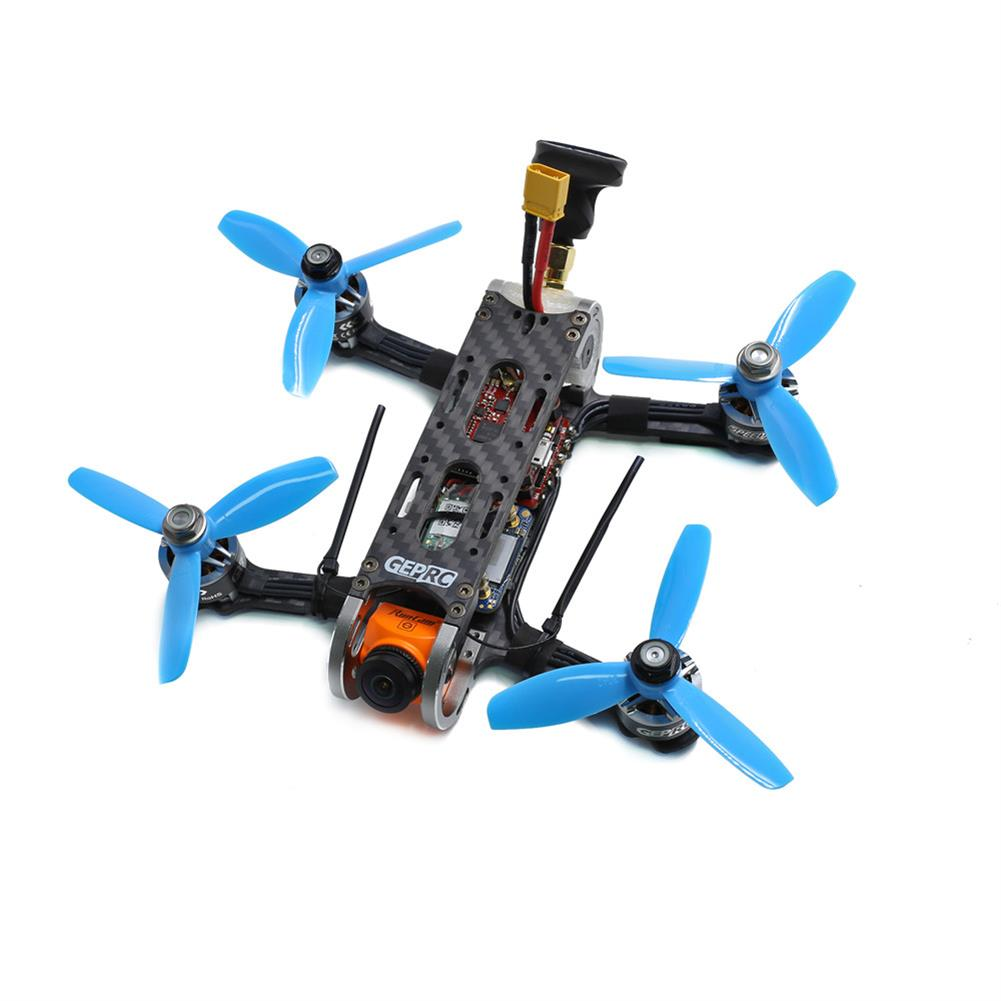 fpv-racing-drones Geprc Cygnet3 Pro 145mm FPV Racing Drone PNP BNF w/ Stable F4 1507 Motor Runcam Split Mini 2 1080P Camera RC1428593 3