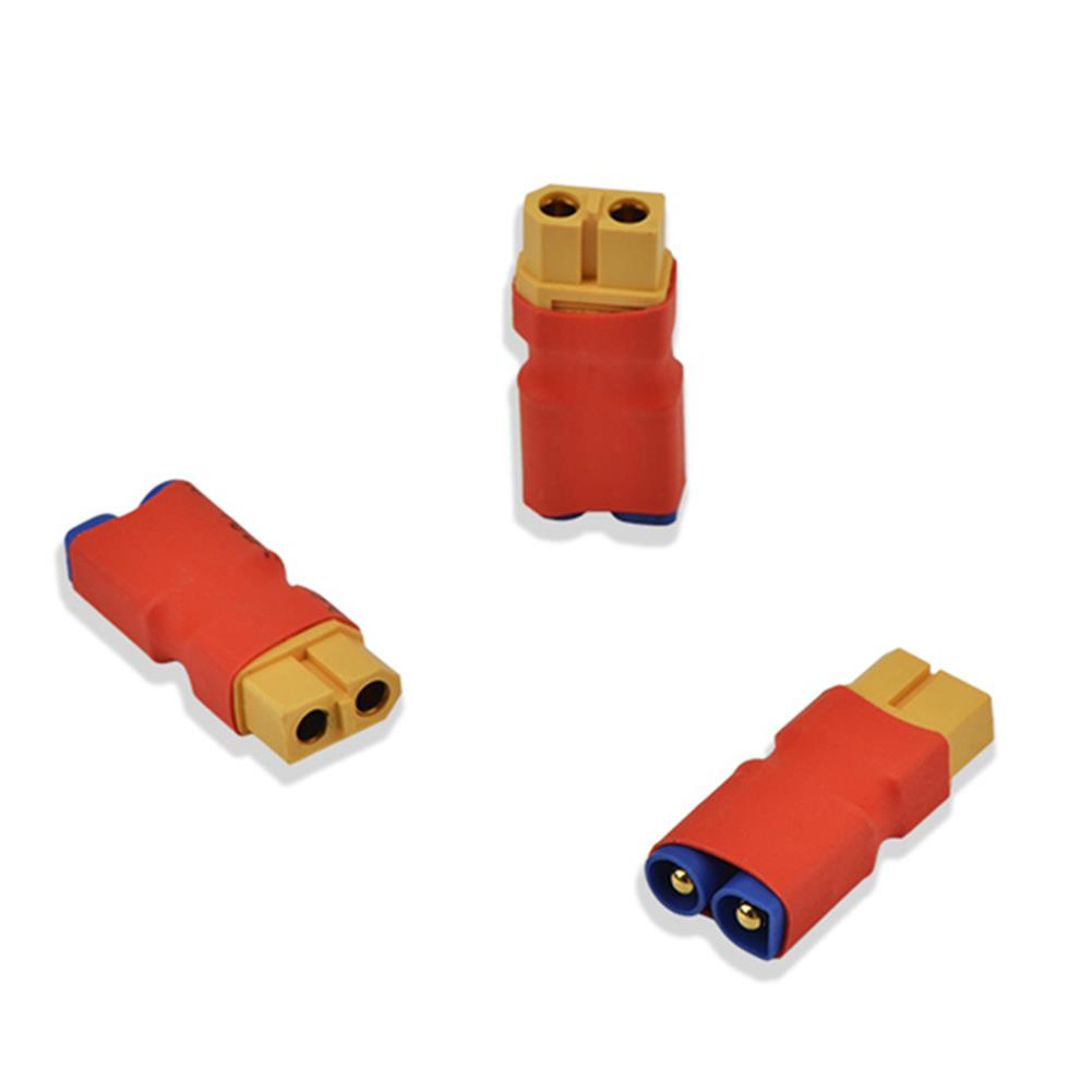 connector-cable-wire XT60 Male Female to EC3 Male Female Plug T Male to EC3 Female Plug Connector for RC Model RC1430657 1
