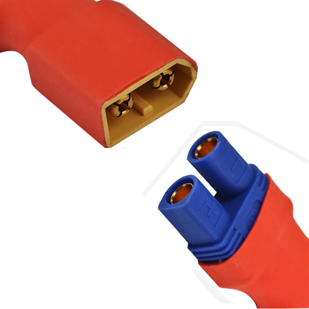 connector-cable-wire XT60 Male Female to EC3 Male Female Plug T Male to EC3 Female Plug Connector for RC Model RC1430657 7