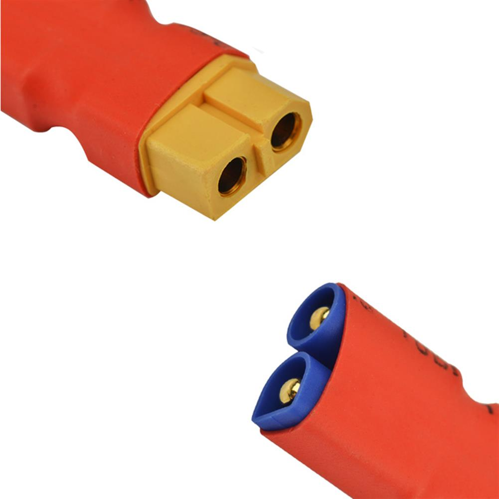 connector-cable-wire XT60 Male Female to EC3 Male Female Plug T Male to EC3 Female Plug Connector for RC Model RC1430657 9