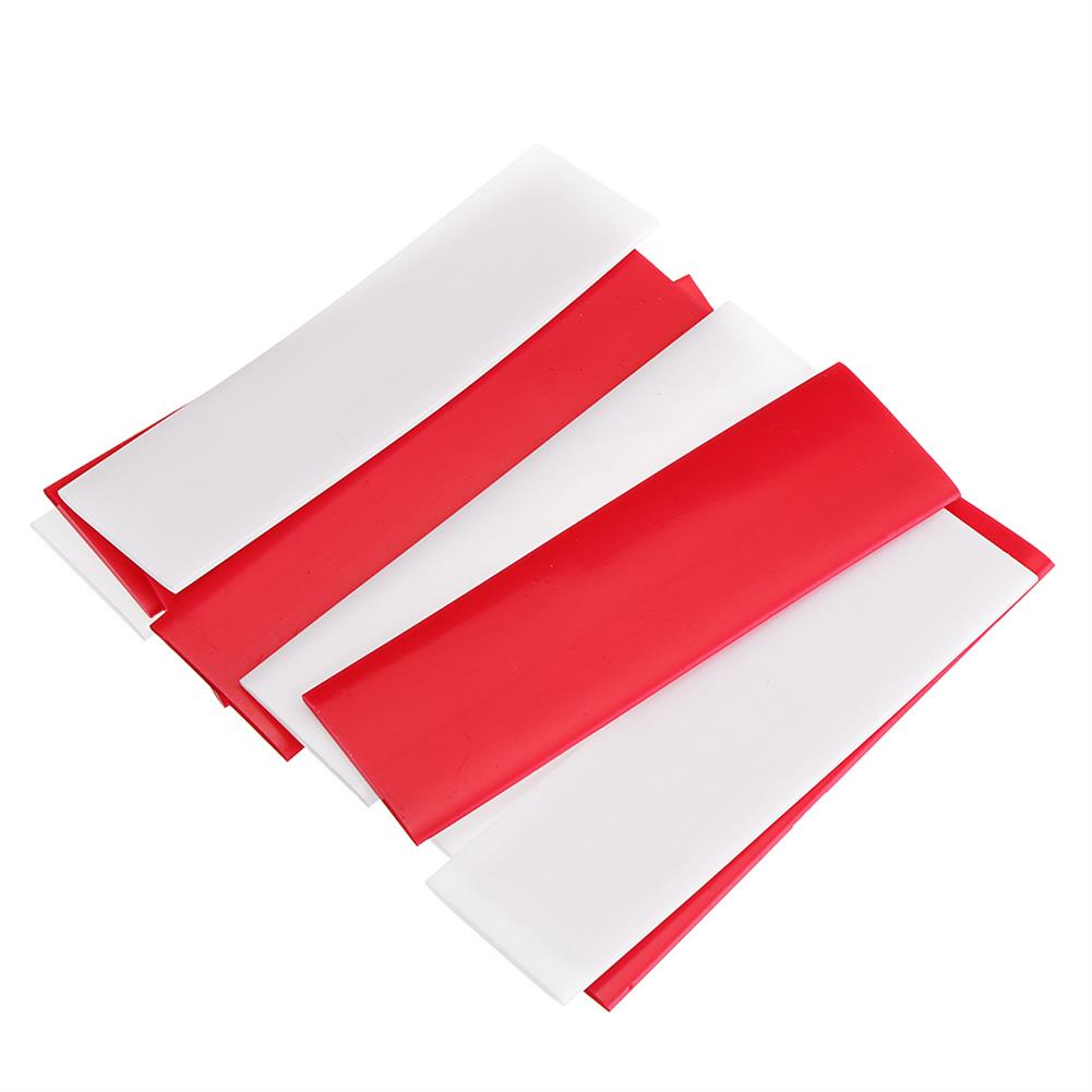 tools-bags-storage-10X3X0.2cm DIY Universal Thermoplastic Card Quick Reusable Strong Fixes Card White Red Color-RC1430660 2