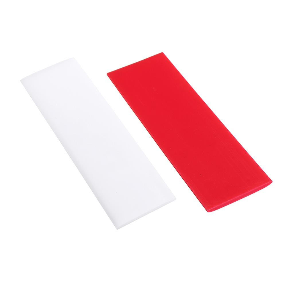 tools-bags-storage-10X3X0.2cm DIY Universal Thermoplastic Card Quick Reusable Strong Fixes Card White Red Color-RC1430660 3