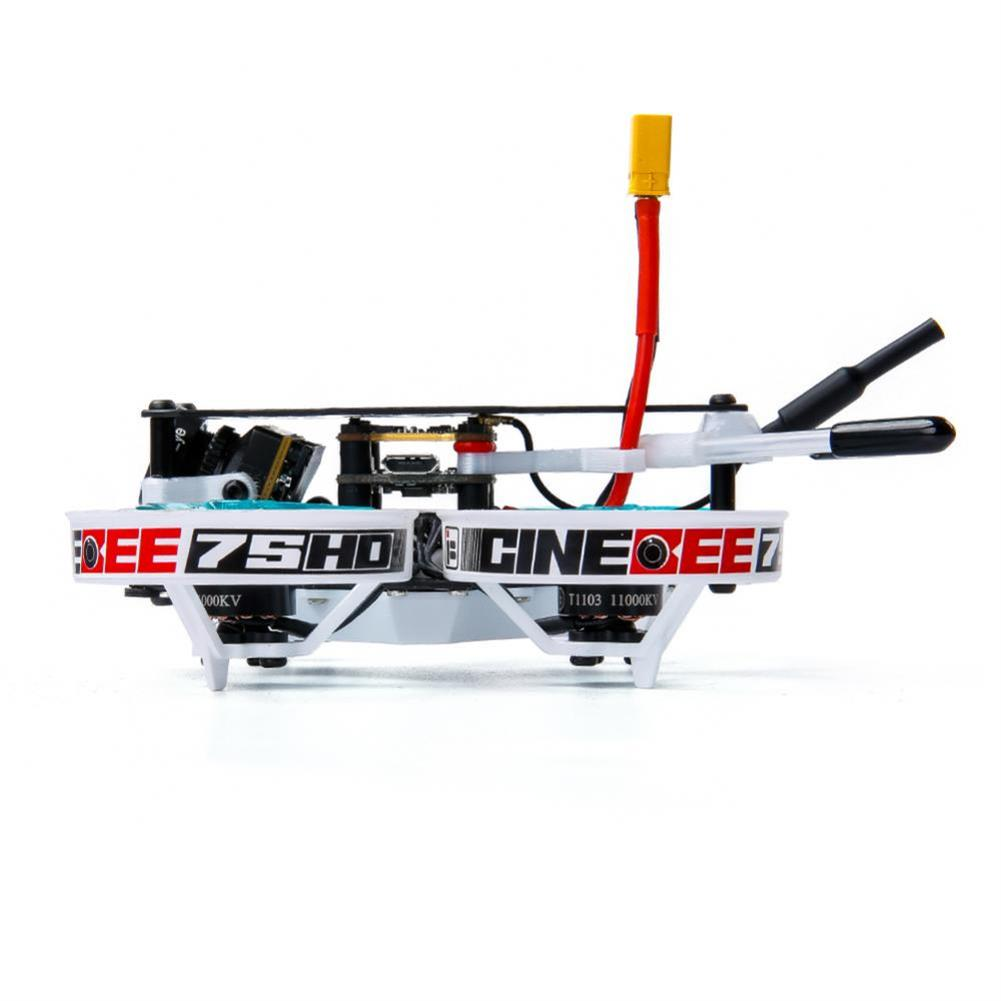 fpv-racing-drones iFlight CineBee 75HD 2-3S Whoop RC FPV Racing Drone W/ SucceX mirco F4 12A 200mW Turtle V2 HD PNP BNF RC1433255 3